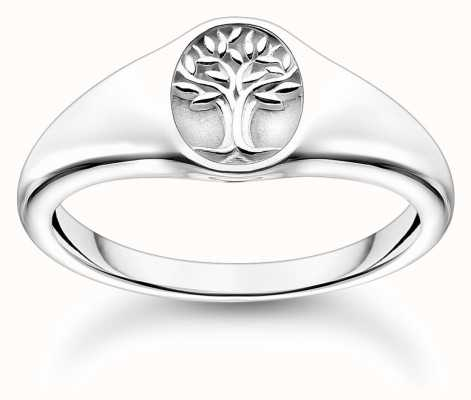 Thomas Sabo Tree of Love Sterling Silver Ring TR2374-001-21-54