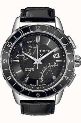 Timex Intelligent Quartz Fly-Back T2N495