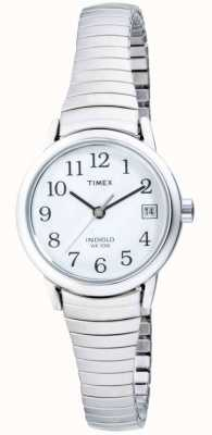 Timex Women's Stainless Steel Expandable  Watch T2H371